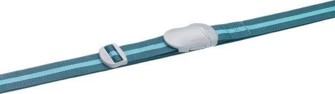 Go Travel Fully Adjustable, Durable, Strong & Bright Luggage Strap (Ref 177)