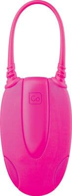 Go Travel Glo Luggage I.D Vibrant & Bright Luggage Tags - 2 per Pack (Ref 568)