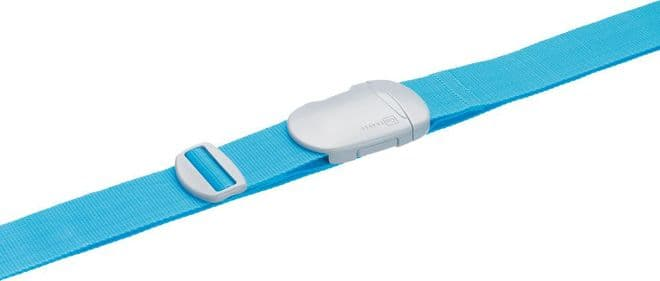 Go Travel Glo Luggage Strap -Ultra Bright, Strong & Fully Adjustable (Ref 889)