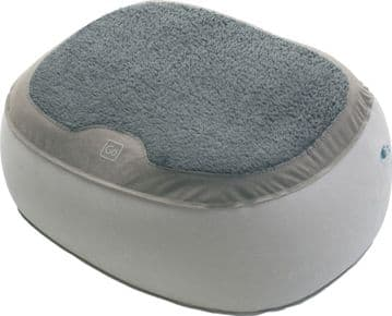 Go Travel Inflatable Super Foot Rest-Helps prevent in-flight swelling (Ref 476)