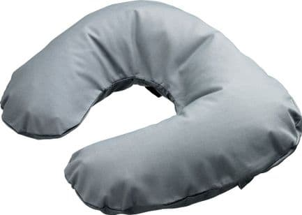 Go Travel Inflatable, Washable Neck Pillow - Compact & Lighweight (Ref 255)