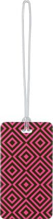 Go Travel Tag Me Luggage Tags - Assorted Colours - 2 Tags per pack (Ref 153)