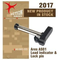 Action Army Fire Indicator & Pin for Ares Striker AS01