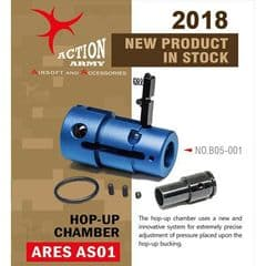 Action Army Hop-Up Chamber Gen2 for Airsoft Ares Striker AS01