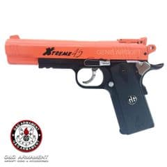 G&G Extreme 45 CO2 Pro Airsoft Pistol Two-tone