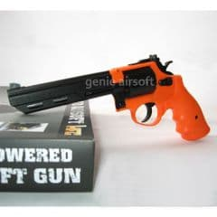 HFC 2Tone Savaging Bull Gas Airsoft Revolver