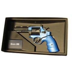 HFC HG-132 Two-Tone Gas powered Airsoft Revolver