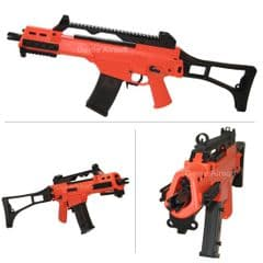 SRC G36c Gen III Electric Airsoft Rifle 2Tone AEG
