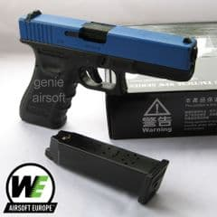 WE Two-Tone G17 Gen4 GBB Airsoft Pistol