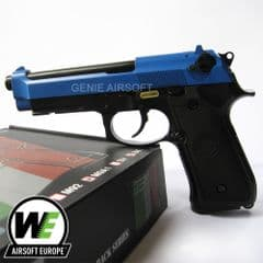WE Two-Tone M9A1 V2 Full Metal GBB Airsoft Pistol