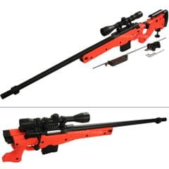WELL L96 AWF Airsoft Sniper Rifle with 3-9x40 Scope 440FPS