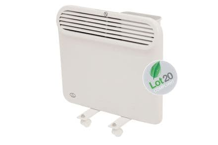 0.5Kw Prem-i-air Slimline, Wall and Floor Mounting Programmable Panel Heater