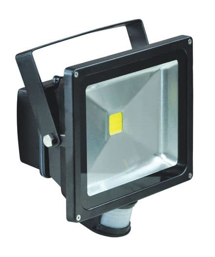 30W LED Waterproof Outdoor Security Flood Light with PIR - L320C