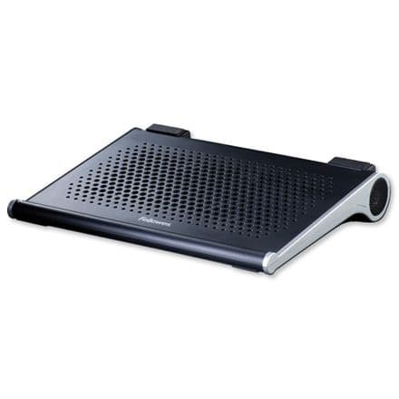 Fellowes Laptop Notebook Cooler Stand Sound Pad