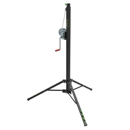 KUZAR PRIME 80Kg LIGHTWEIGHT WIND UP TELESOPIC LIFTER