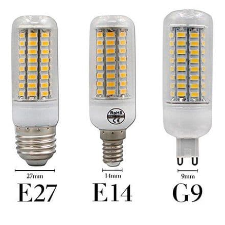 LED CANDLE TYPE LAMPS & BULBS