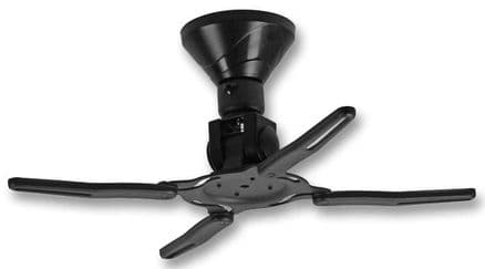 PRO SIGNAL CEILING MOUNT PROJECTOR BLACK - PSG03352