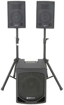 QL SERIES 2.1 ACTIVE PA System 1200W Version - 178.557UK
