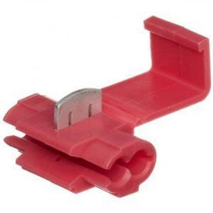 Quick Splice Scotch Lock Block Connector 16-14AWG Red  SHC2