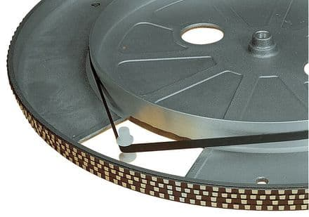 Replacement Rubber Turntable Drive Belt Various Sizes Available