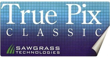 SAWGRASS TRU PIX CLASSIC sublimation paper A3 Size Part Opened Pack (35 sheets) - Clearance