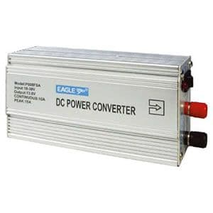 Silver 24Vdc to 13.8Vdc 10A Converter - SLW006