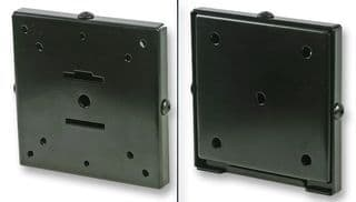 "Slim VESA Mount Up to 17"" Flat Screen TV or Monitor Wall Bracket ST01257"