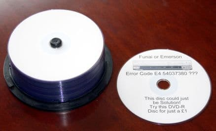 Spindle of 25 Discs GAV E4 54037380 - OUT OF STOCK