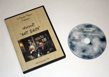 St Francis Players ~ Wanted One Body DVD 1991