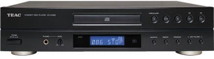 TEAC CD Player with USB Recording CDP-1260