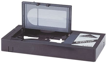 VHS-C To VHS Adaptor (Battery Powered)
