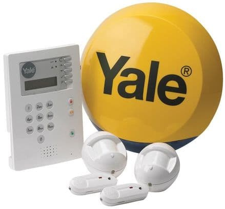 YALE  B-HSA6300  ALARM WIREFREE FAMILY KIT