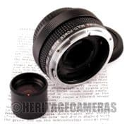 2x Tele Converter or 1:2 Macro Extension Tube, Auto Meter Coupled for Canon FD FL Cameras and Lenses