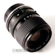 35-70mm MC Zoom Lens for Pentax K M and PK, also fits many KA, AF and Digital SLRs with restrictions