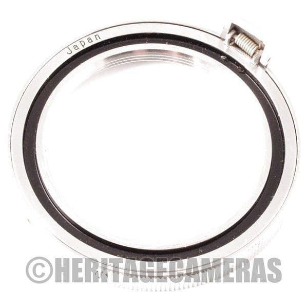 Adapter for using many M42 Screw Lenses on Classic Miranda Bayonet 35mm SLR Cameras (made in Japan)