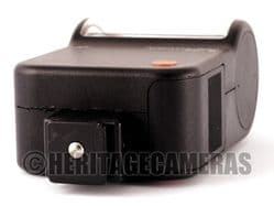 Agfa Agfatronic 240B Manual Electronic Flash (GN24m) with Standard Hot Shoe for Classic Film Cameras