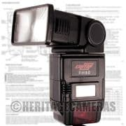 Bounce Swivel Zoom Twin Dedicated Auto Flash for most Nikon AF and TTL Manual Focus Film SLR Cameras
