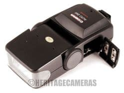 Bounce Tilt Auto Manual Flash with Standard Hot Shoe, Low Voltage for most Film and Digital Cameras