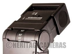 Tilt Bounce and Zoom Dedicated TTL Auto AF Flash for most Canon EOS Film Cameras (not 300X, digital)