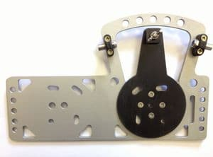 Bowden Cable Steering Plate for 4-/x-