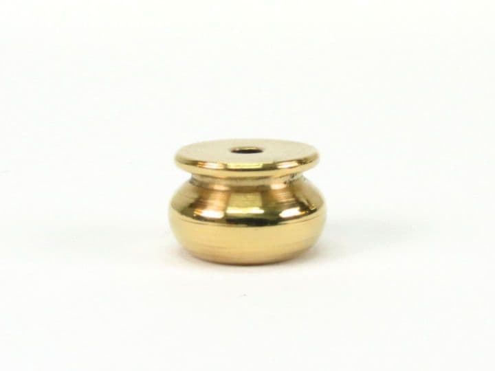 Brass Bun Foot 20mm