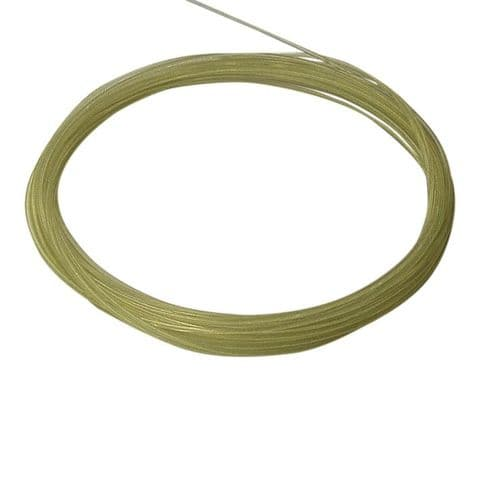 High Quality 0.65mm Natural Gut line for Vienna Clocks, 21ft (6.40mtrs) long