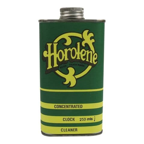 Horolene Concentrated Clock Cleaner 250ml