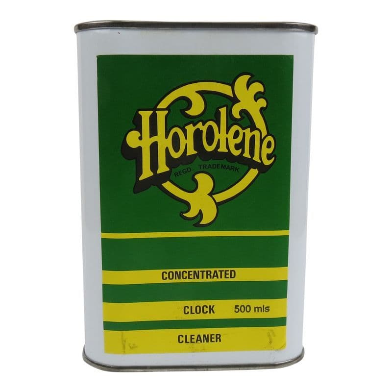 Horolene Concentrated Clock Cleaner 500ml