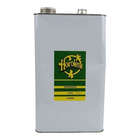 Horolene Concentrated Clock Cleaner 5lt