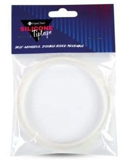 Silicone tip tape