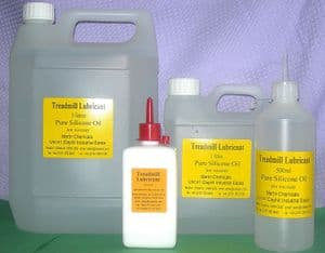 Treadmill Silicone Lubricant 225ml flask x 1