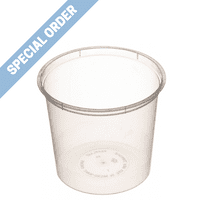 600ml Clear Container [P25]