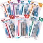 Blister Packed Dental Brushes