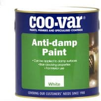 Coo-Var Anti Damp Primer White